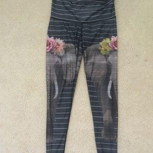 Teeki Elephant Yoga Pants